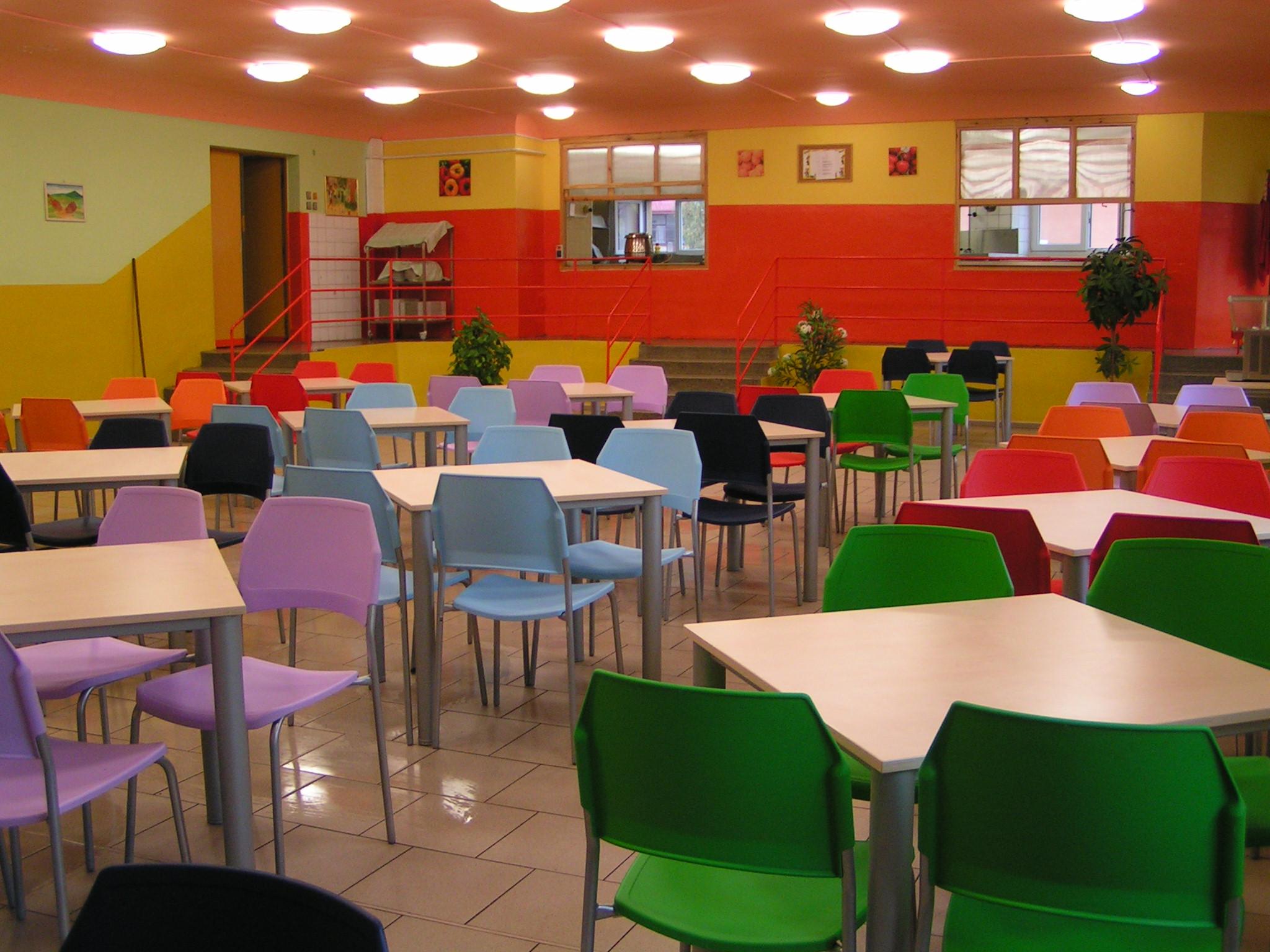 Jídelní prostory